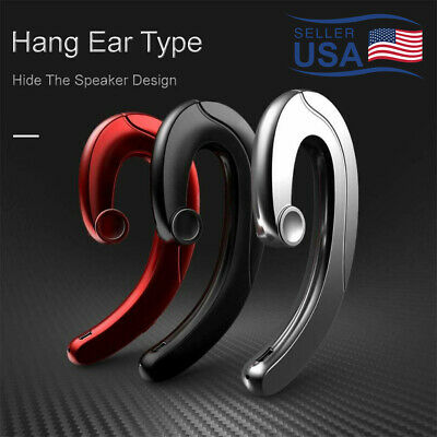 Wireless Bone Conduction Bluetooth Earphone Headset Sports Headphone With Mic