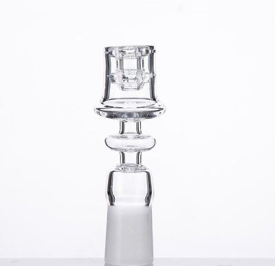 Quartz Diamond Knot Enail Banger (10mm 14mm 18mm) w/ FREE 2-3 DAY SHIPPING