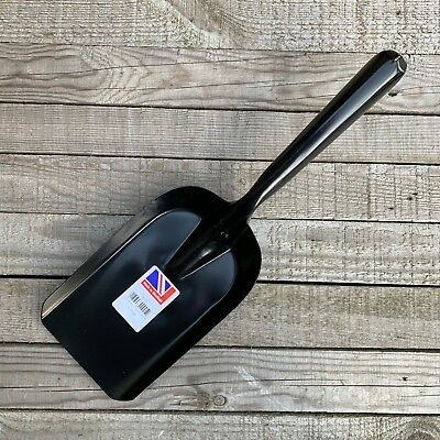 """Sorby Hutton 5"""" Steel Fireplace Shovel - Fire, Coal, Ash - Made in Sheffield"""