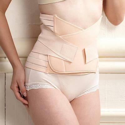 Woman Postpartum Belt Belly Wrap Body Shaper Support Recovery Girdle After Birth