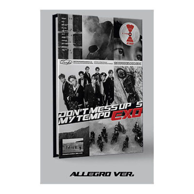 DON'T MESS UP MY TEMPO by EXO The 5th Album [Allegro Ver.]
