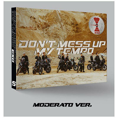 DON'T MESS UP MY TEMPO by EXO The 5th Album [Moderato Ver.]
