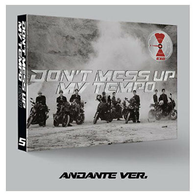 DON'T MESS UP MY TEMPO by EXO The 5th Album [Andante Ver.]
