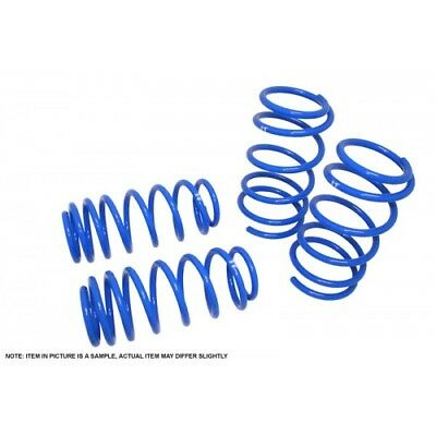 Manzo Lowering Springs for Toyota Corolla 1993-1997 E100