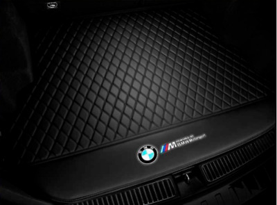 For Bmw X5 X6 Front Rear All Weather Rubber Black Floor Mat Set