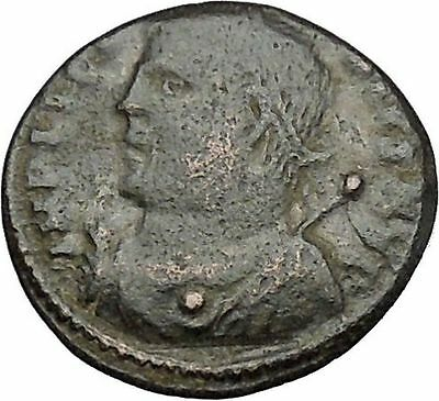 Licinius I Constantine The Great enemy Ancient Roman Coin Jupiter Cult  i50690