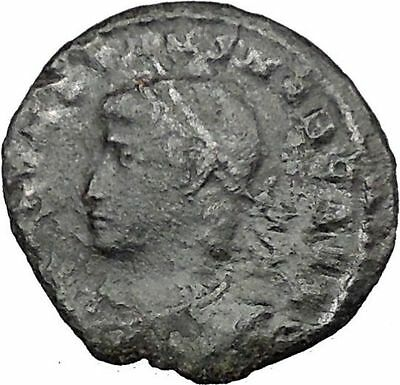Constans Gay Emperor Constantine the Great son Roman Coin Glory of Army i33268