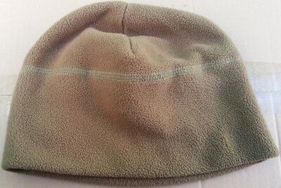 Us Marines Usmc Polartec Fleece Beanie Watch Hat Cap Coyote Brown