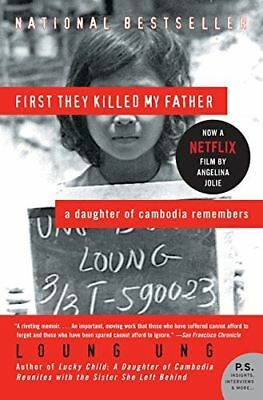 First They Killed My Father: A Daughter of Cambodia Remembers (P.S.) [Paperback]