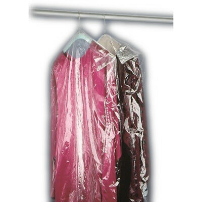 Clear Poly Bags / Dust Proof / Dry Cleaner Type Bags.