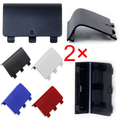 2pcs Replacement Battery Back Cover Pack For Xbox One Wireless Controller New