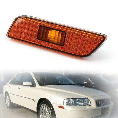 1PC Front Bumper Left Side Turn Signal Lamp Light For Volvo S80 1998-2006 B2
