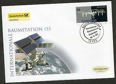 BRD 2004 FDC Mi-Nr. 2433: Internationale Raumstation ISS