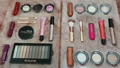 Make Up Bundle All Brand New Sealed 11 Items Makeup Revolution MUA Gift FastPost
