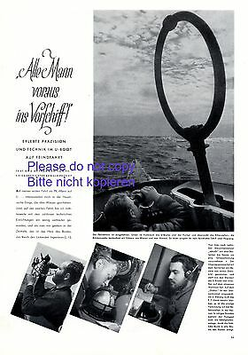 German submarine XL 1942 report with 16 images Germany enemy war ship WW2 +