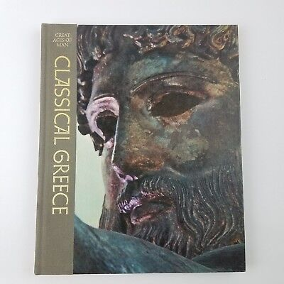 Classical Greece Great Ages Of Man Series Time Life Hardcover Book