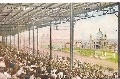 TORONTO ON – Canadian National Exhibition An Afternoon Grand Stand Crowd - 1929