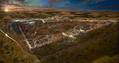 The ALAMO Epic Painting The Storming of the Alamo Limited Edition Prints!!!