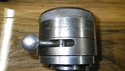 J&L Geometric Die Head #2 with,7 Chasers sets,1 1/2 shank,Turret Lathe