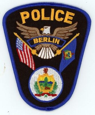 Berlin Police Vermont Vt Patch Sheriff Colorful