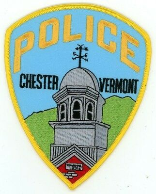 Chester Police Vermont Vt Patch Sheriff Colorful