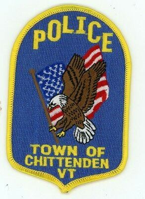 Chittenden Police Vermont Vt Patch Sheriff Colorful