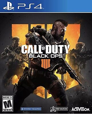 Call Of Duty Black Ops Ps4 New Factory Sealed