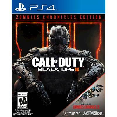 Call of Duty: Black Ops III Zombies Chronicles Edition - PlayStation 4