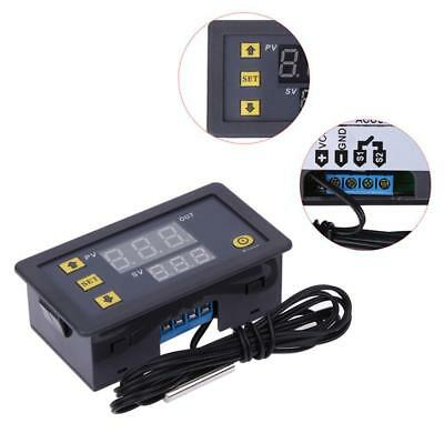 12/24V Intelligent Digital Temperature Controller Thermostat Temp Control Switch