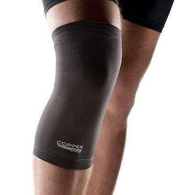 (2 Pack) Original Copper Fit Copper Infused Compression Knee Sleeve XL NEW
