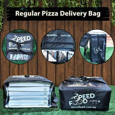Pizza Delivery Bag Set of 3 -Pizza Bag- Cheap Pizza Bags-Delivery Bag-Speed Food