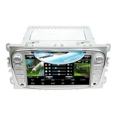 7 Inch Ford Focus/ Mondeo DVD Navigation with Can Bus