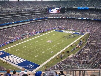 (2) New York Giants PSL s Section 321 Row 20 Metlife Stadium NY Season  Tickets 1c48d33f9