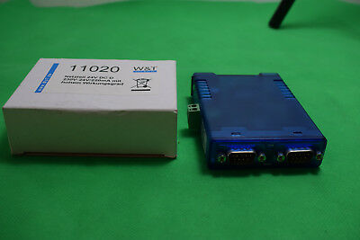 W&T Interface 86201 Konverter RS232 - RS422/RS485 isoliert (1441)