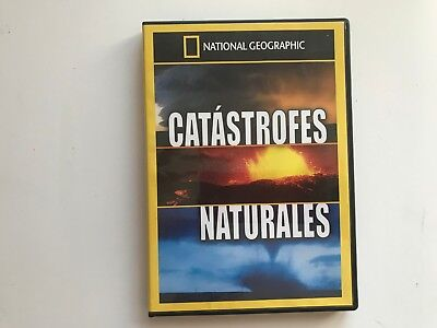Catastrofes Naturales Documental De National Geographic Dvd