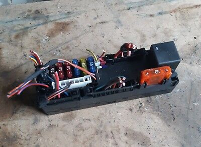 OVER VOLTAGE RELAY FUSE BOX A0005400072 MERCEDES BENZ C CLASS W202