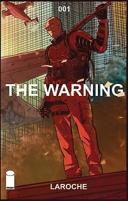 WARNING #1 Image Comics 2018 NM 11/28/18 1st Print