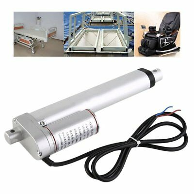 500N Electric Linear Actuator DC Motor 150mm Stroke Linear Motion Controller&#