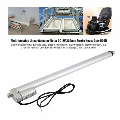350mm Electric Linear Actuator Durable Window Door Opener Multi-function&#