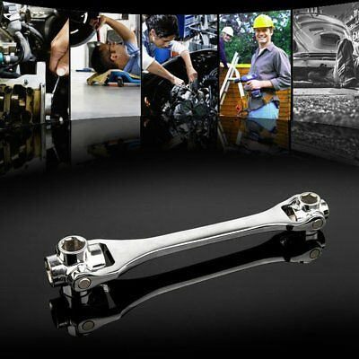 8mm-21mm Double Head Hexagon Socket Wrench with Metric System for Home Use&#