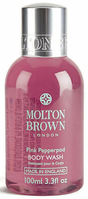 Molton Brown Pink Pepperpod Body Wash - 100ml