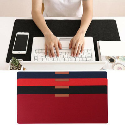 Large Office Modern Keyboard Mouse Pad Table Laptop Cushion Computer Desk Mat