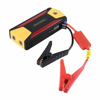 12V Car Jump Starter 82800mah Batterie Chargeur Booster Car Power Bank SOS AQP