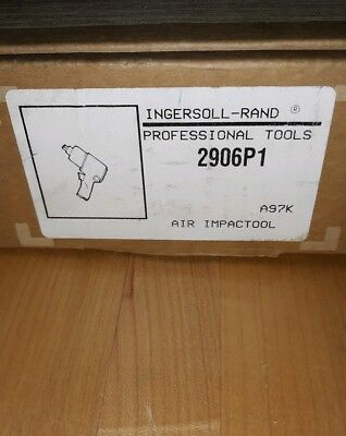 """Ingersoll Rand 2906P1 1/2"""" Super Duty Impact Wrench."""