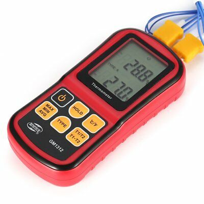 BENETECH K Type Digital Thermocouple Thermometer -50~3 SE