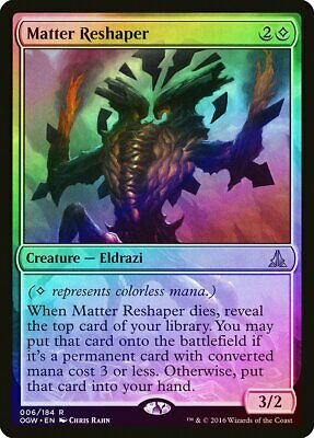 Matter Reshaper FOIL Oath of the Gatewatch NM-M Rare MAGIC MTG CARD ABUGames