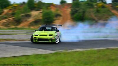 BK style Front Bumper for Nissan 200sx S13