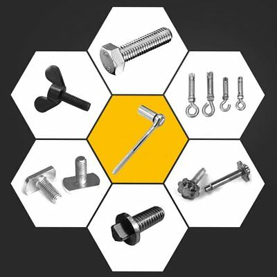 Ratchet Wrench Bushing Set 7-19mm Magic Grip Socket With Power Drill Adapter&#
