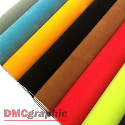 Chamude Suede Fur Texture Adhesive Cloth Fabric Vehicle Wrapping Vinyl Wrap Film