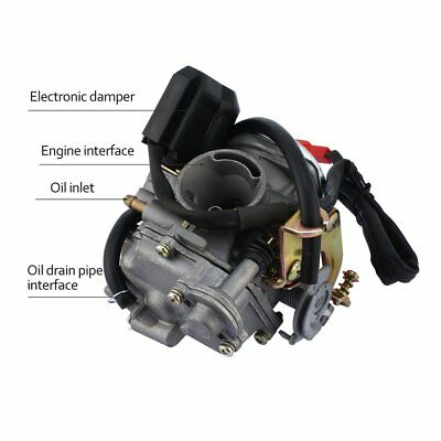 18mm GY6 50cc/60cc Scooter Moped PD18J CVK Carburetor Carb Engine Moped TP1